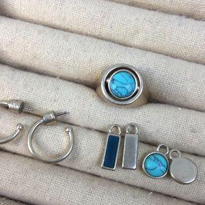 Chloe + Isabel Jewelry - Chloe + Isabel Cap Modern Convertible Set